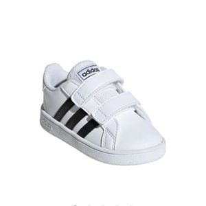 Adidas Toddler Grand Court Sneaker new!